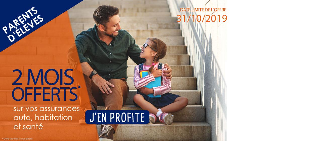 Campagne parents d'élèves 2019
