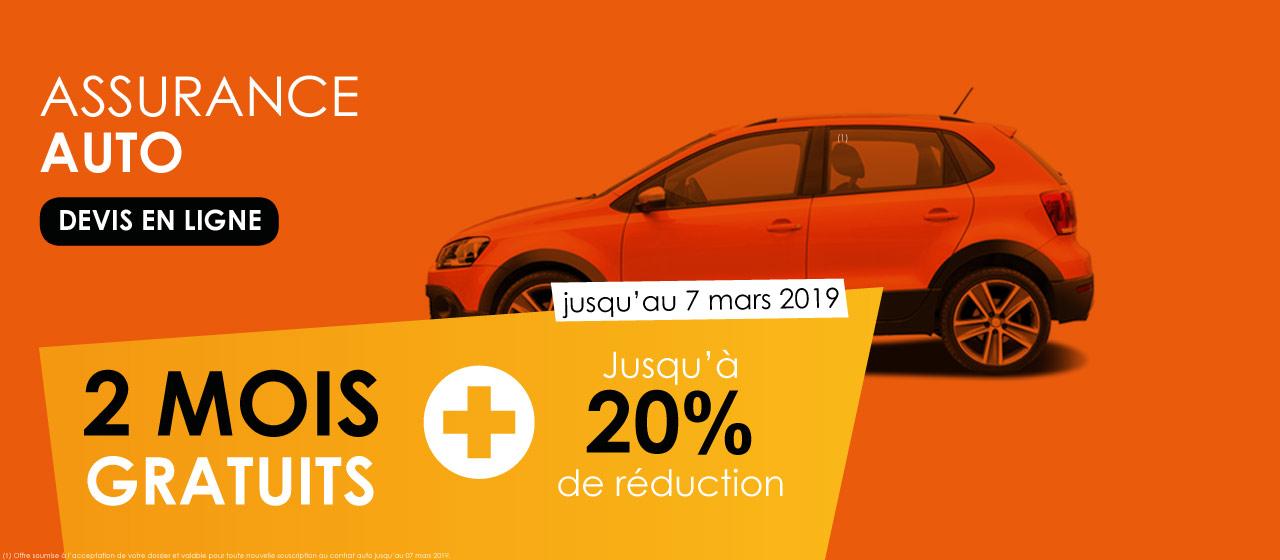 Campagne assurance auto 2019