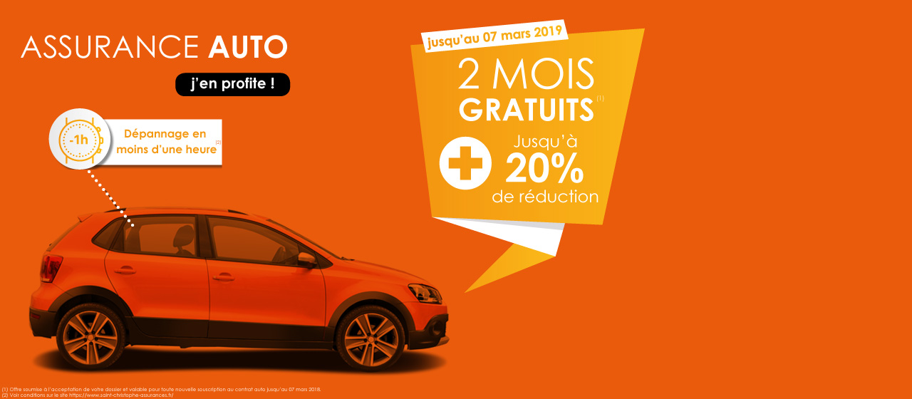 Campagne assurance auto 2019