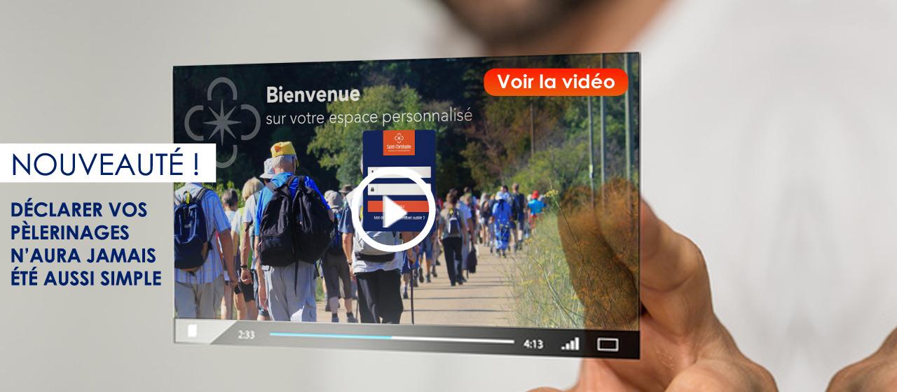 SEL Pèlerinages vidéo tutoriel