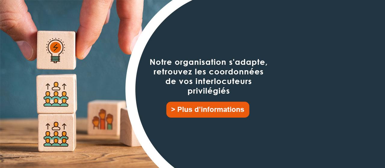 Organisation contact Saint-Christophe assurances