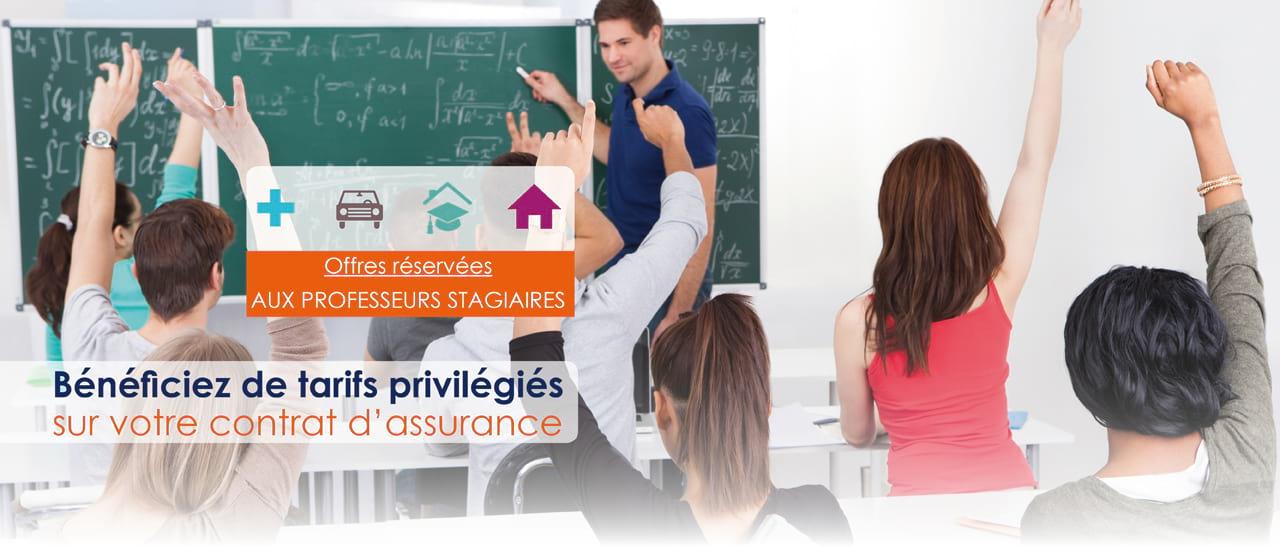 Offre professeurs stagiaires