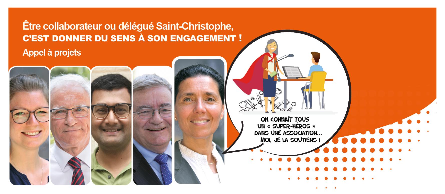 Lancement de l'appel à projets du Fonds Saint-Christophe 2018-2019