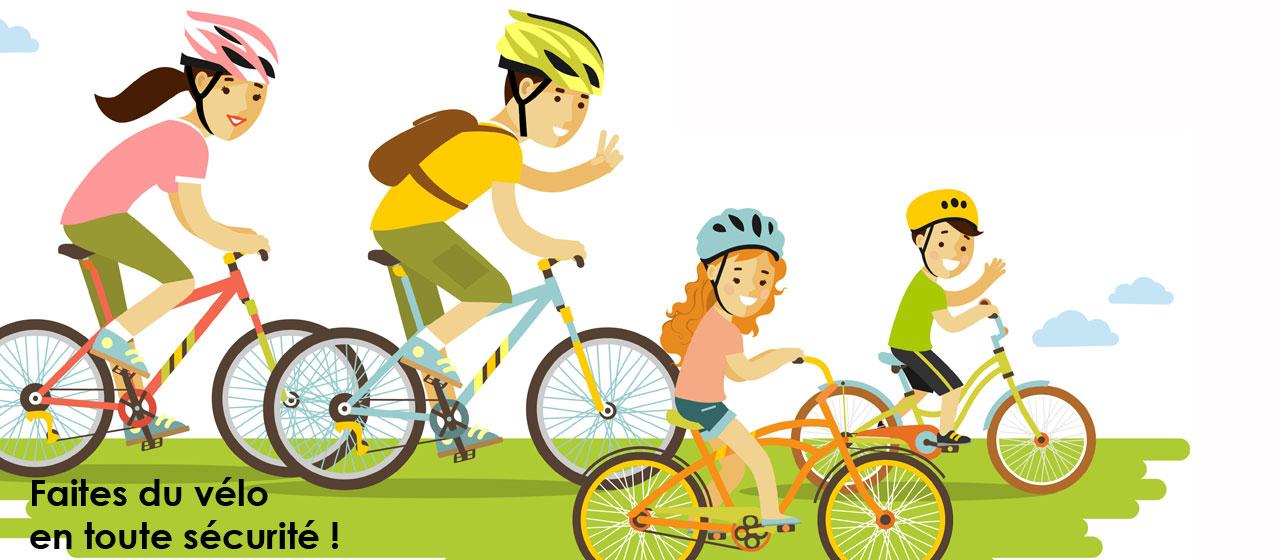 Prévention sécurité vélo