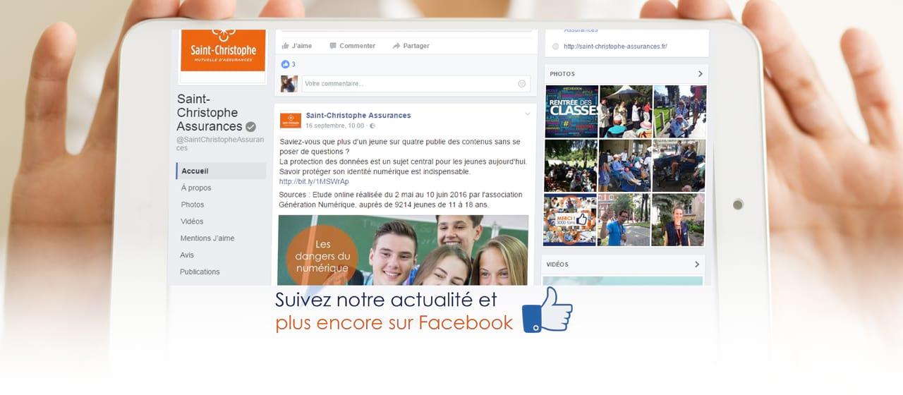 Réseaux sociaux - Facebook