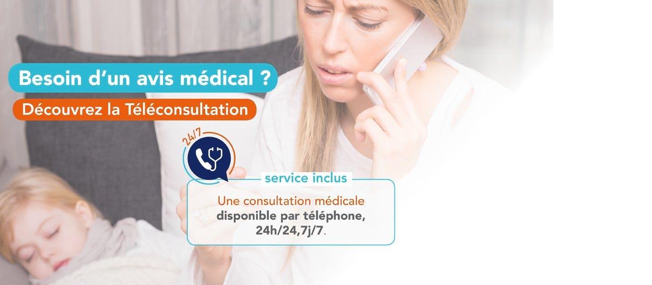 Santé Téléconsultation médicale