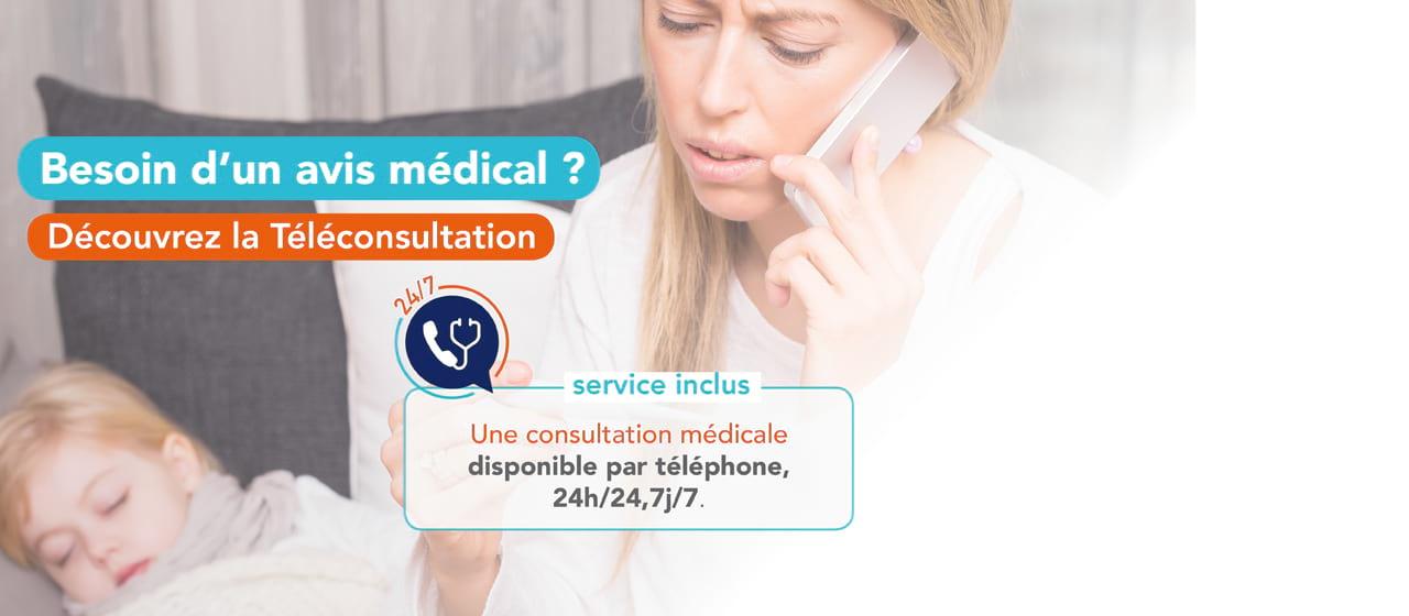 Téléconsultation médicale