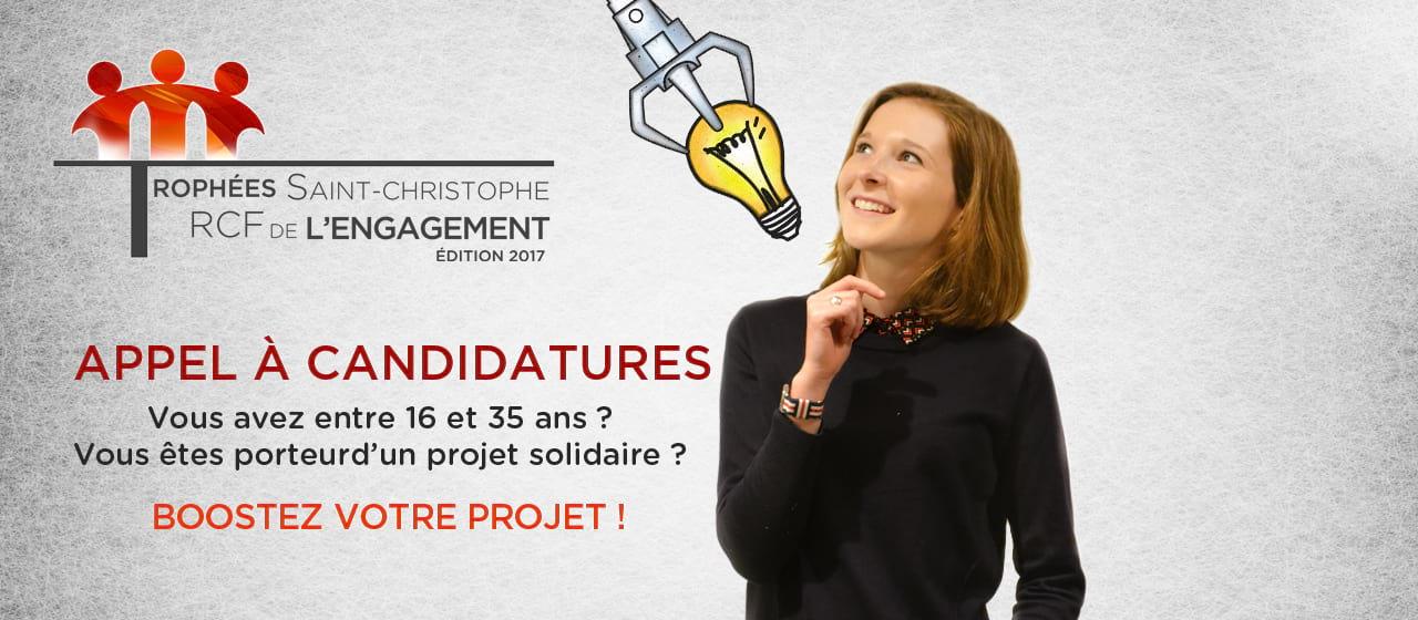 Trophées Saint-Christophe RCF de l'engagement
