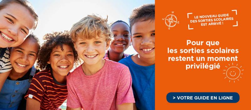 Guide sorties scolaires